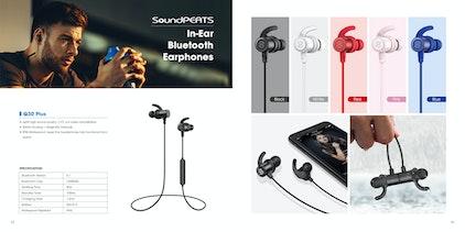 Shop Sound Peats Q 23 Bluetooth Earphones & Discover Community