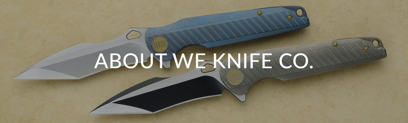 WE Knife: Chinese Manufacturing Done Better | Drop (formerly