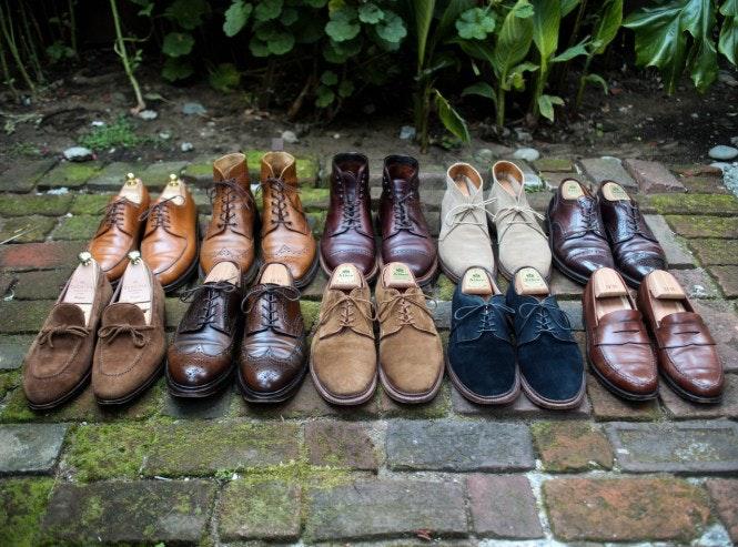 Grenson Shoe Size Comparison