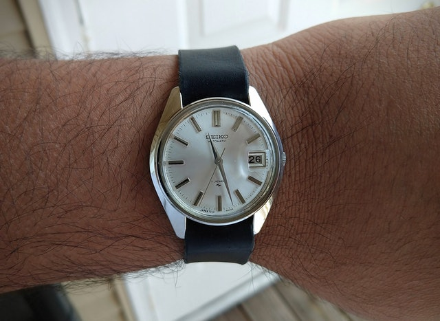 Wrist Check | Drop (formerly Massdrop)