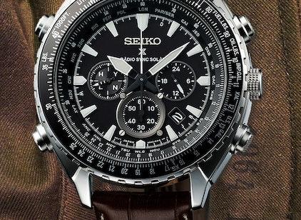 Shop Seiko Prospex Solar Air Diver Watch & Discover Community