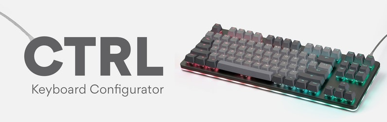 How to Configure your CTRL Keyboard! | Drop (formerly Massdrop)