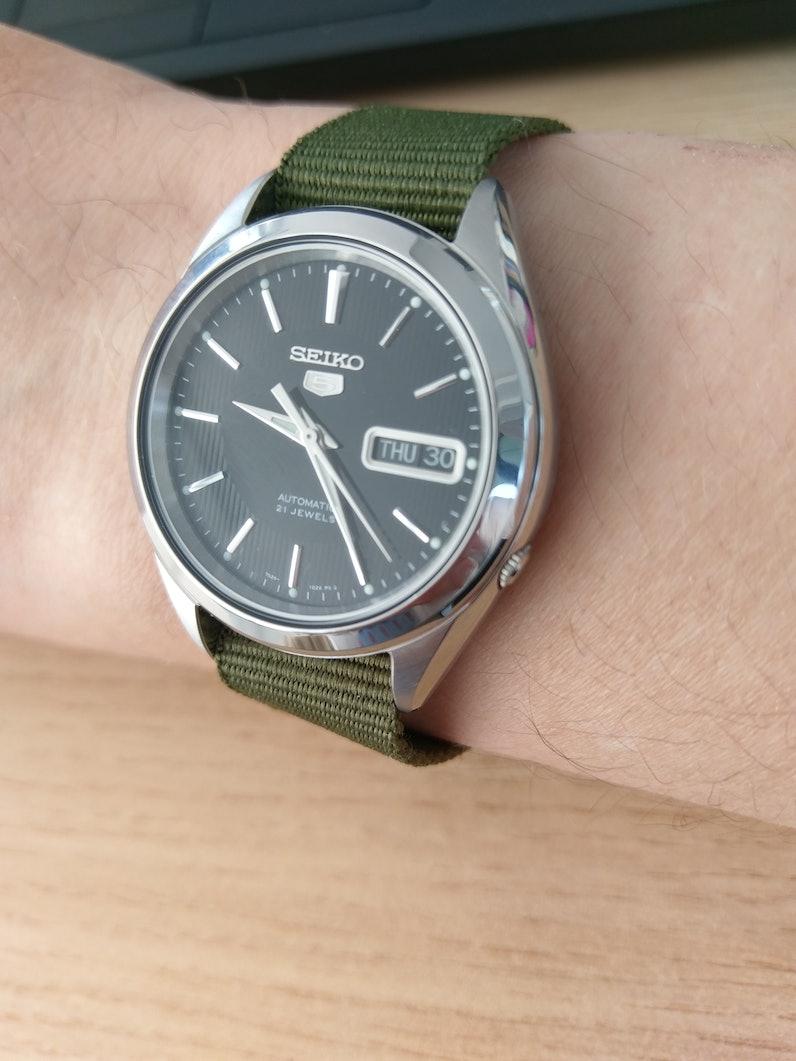 Wrist Check Drop Formerly Massdrop