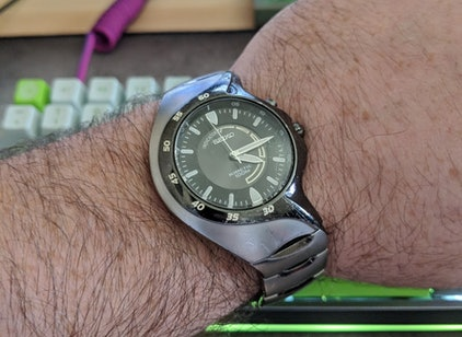 Shop Seiko Kinetic Watch Repair & Discover Community Reviews