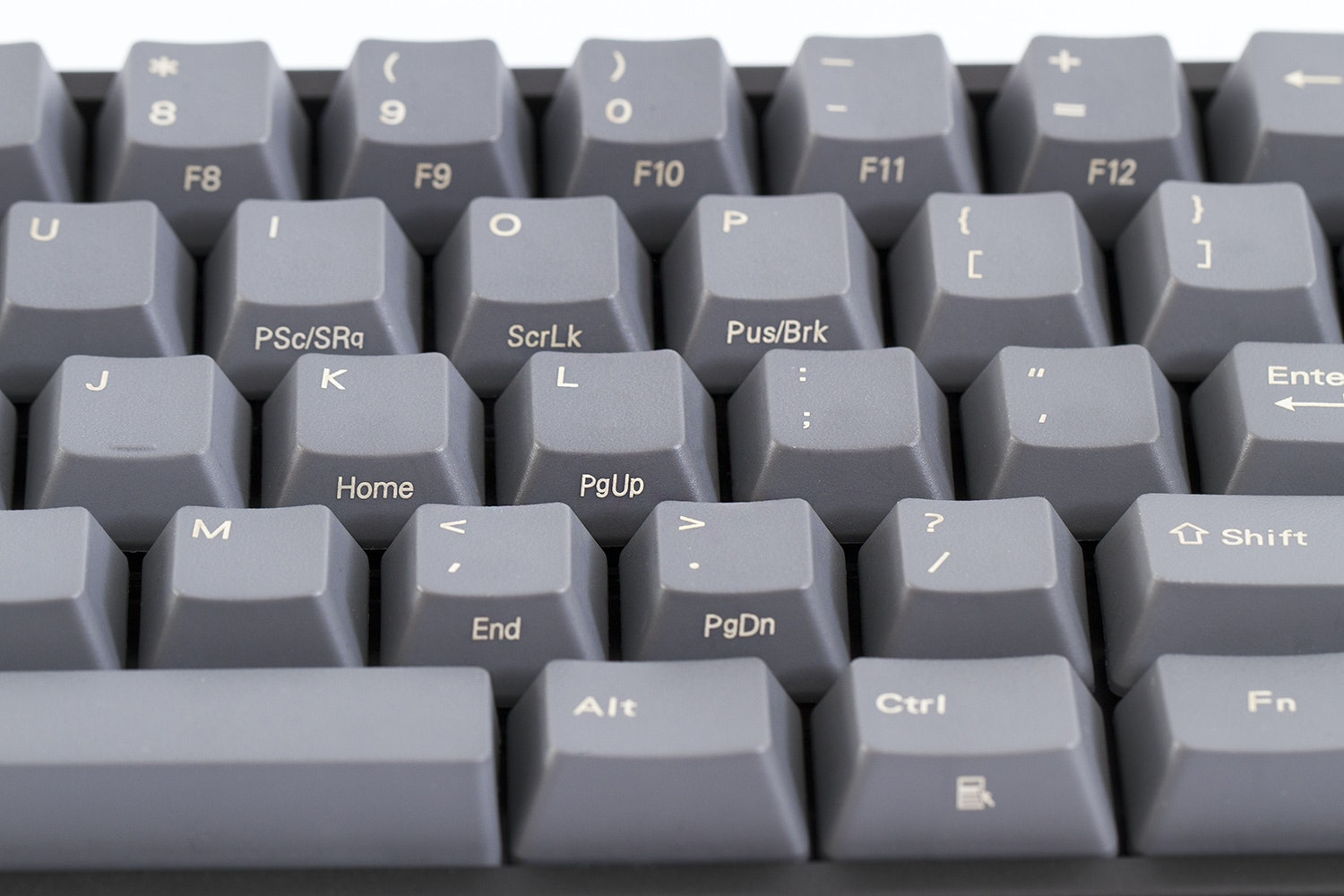 Leopold FC660M Keyboard - Clear Switches