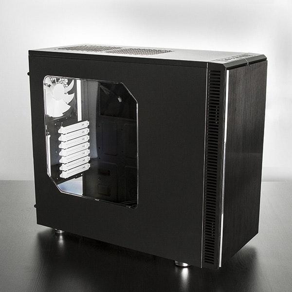 Fractal Define R4 Titanium Grey Window