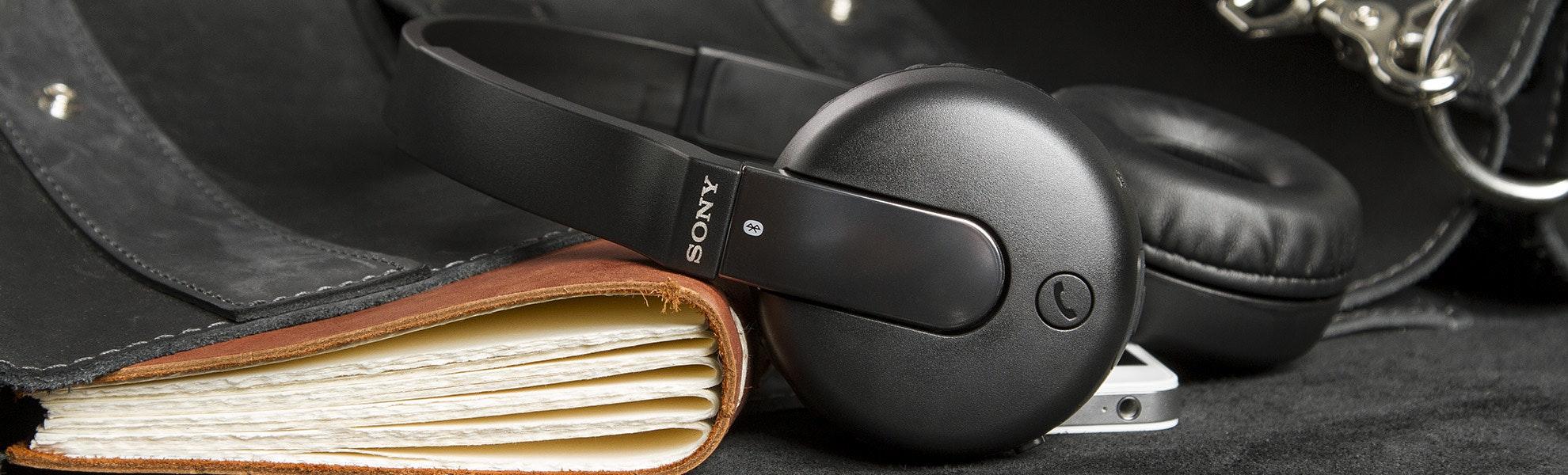Sony DR-BTN200 Bluetooth Headphones