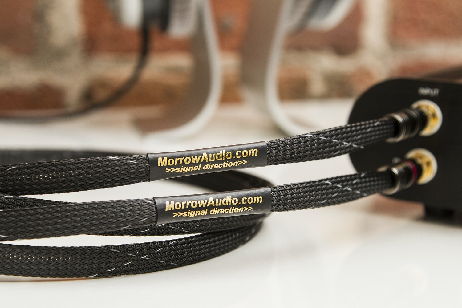 Morrow Audio MA2 RCA Interconnect Cables