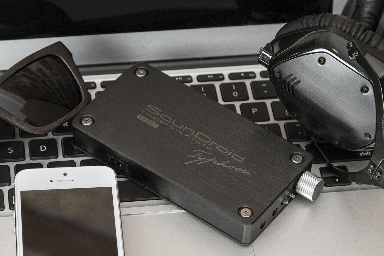 VentureCraft Typhoon SounDroid DAC/Amp