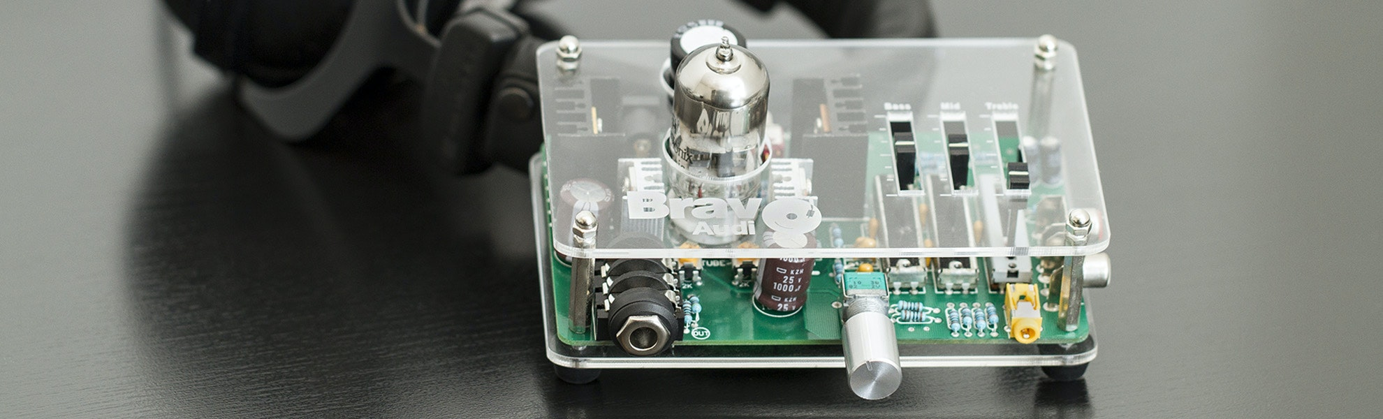 Bravo V3 Headphone Amplifier