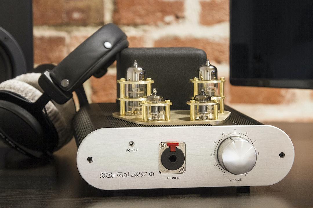 Little Dot MK IV SE Headphone Amplifier