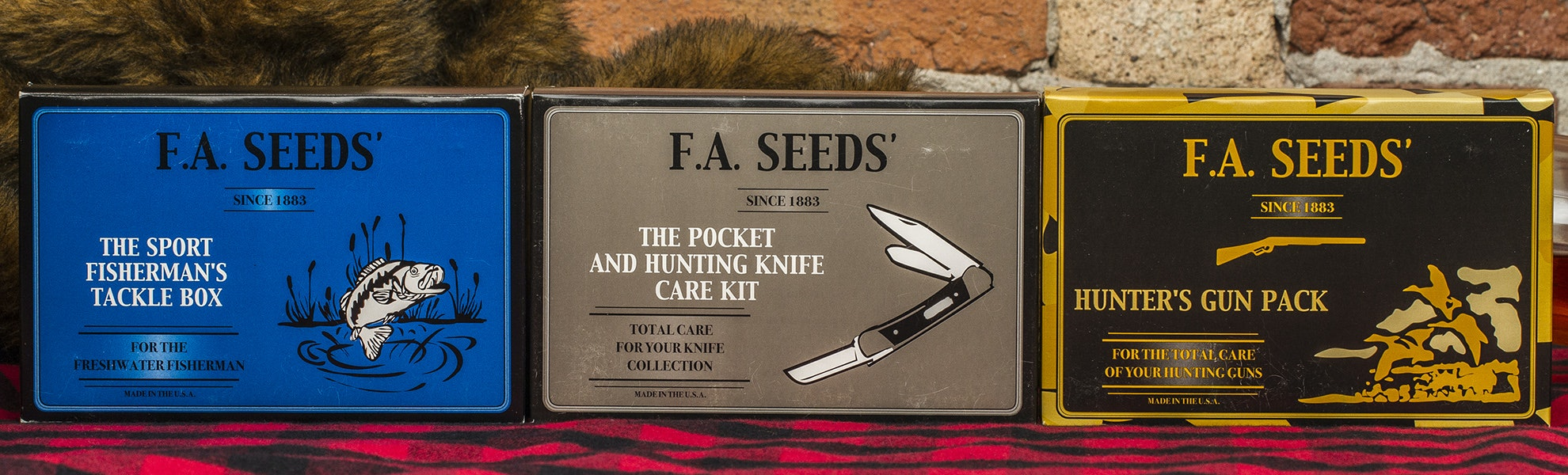 F.A. Seeds Sporting Kits