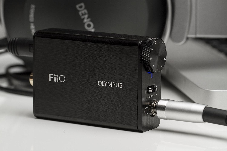 FiiO E10 Olympus