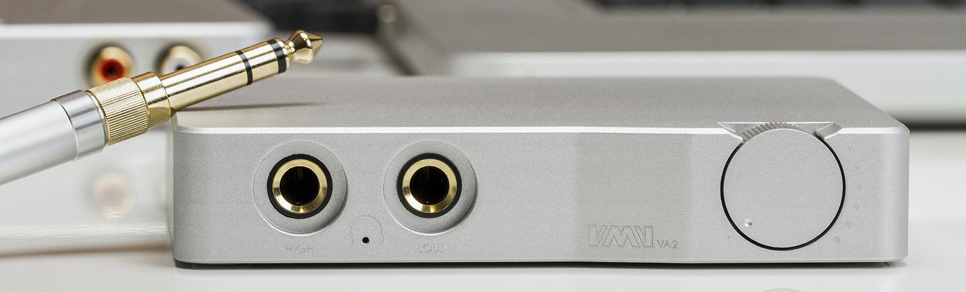 SMSL VMV VA2 Headphone Amplifier