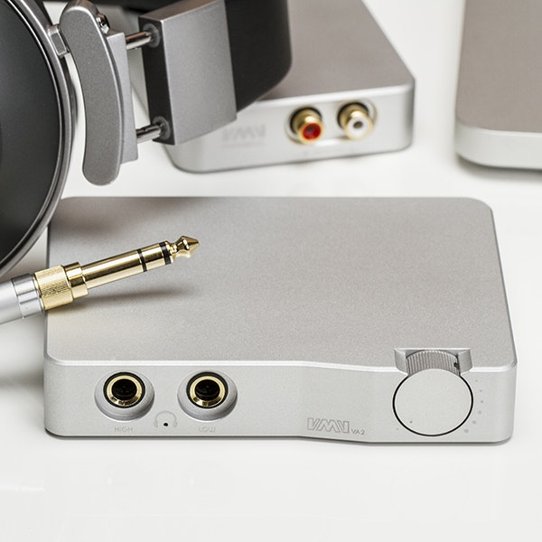 SMSL VMV VA2 Headphone Amplifier