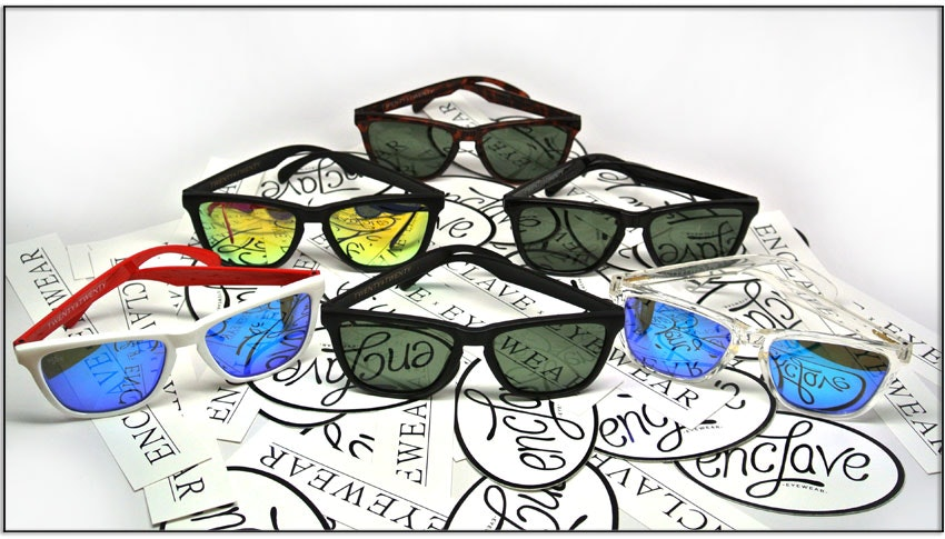 Enclave Eyewear 3 Pack