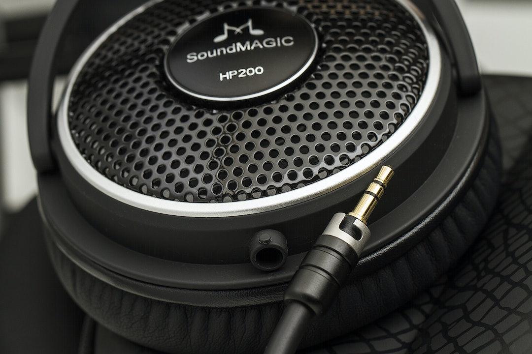 SoundMAGIC HP200 Headphones