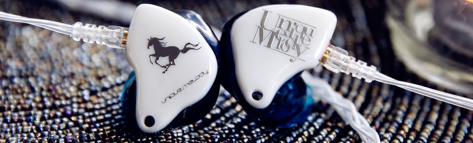 Unique Melody Miracle Custom/Universal IEMs