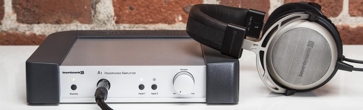 Beyerdynamic A1 Headphone Amplifier