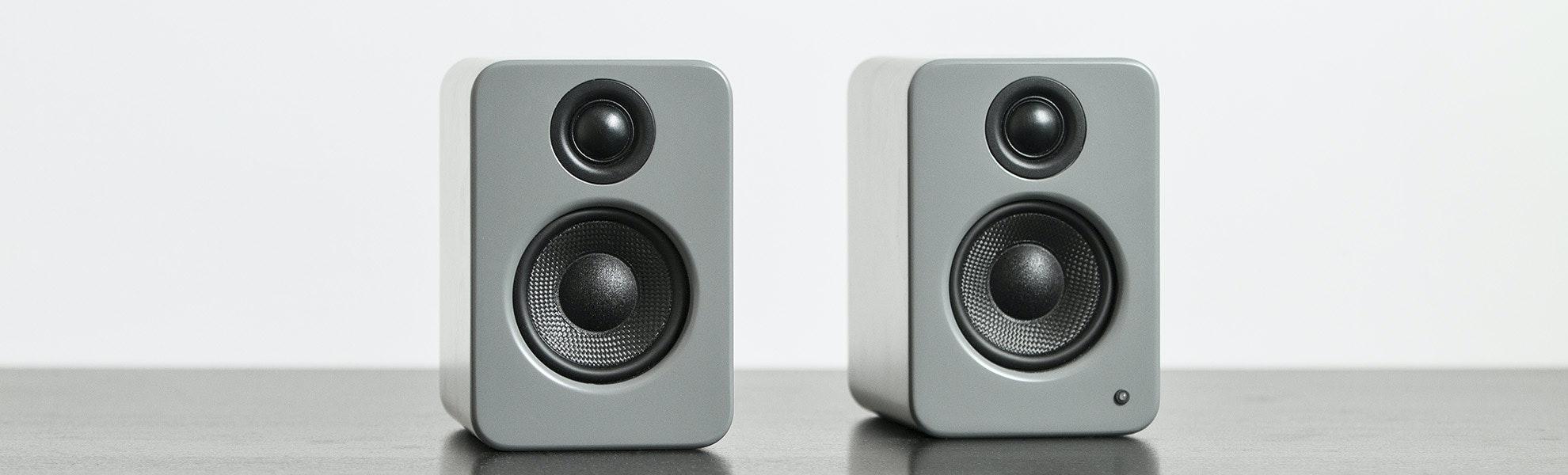 Kanto YU3 & YU5 Speakers