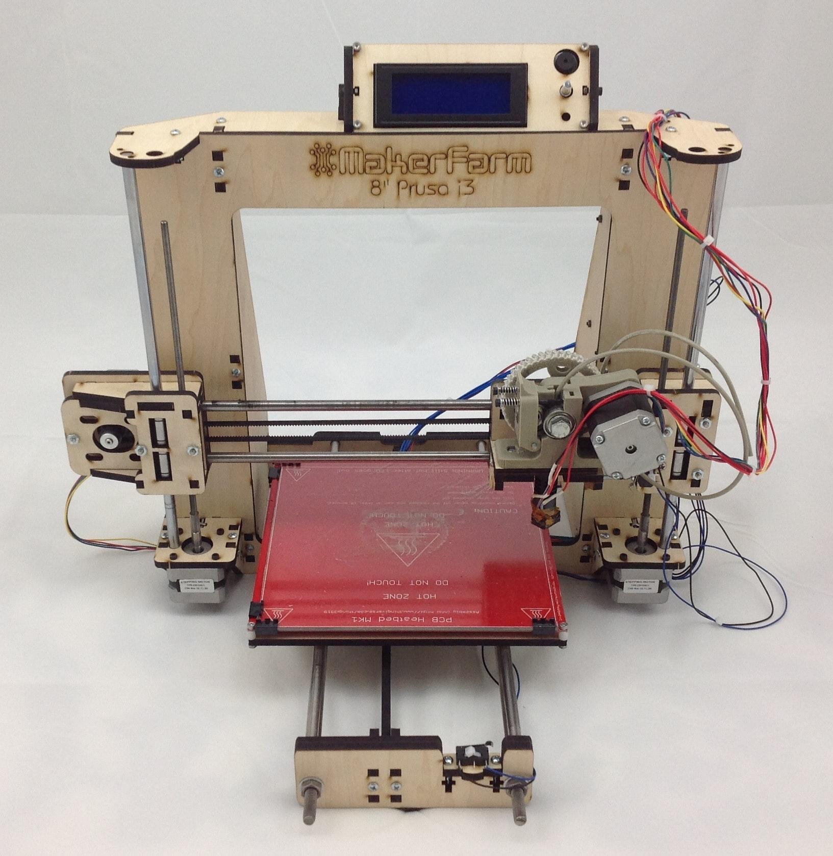 Makerfarm Prusa i3 3D Printer Kit