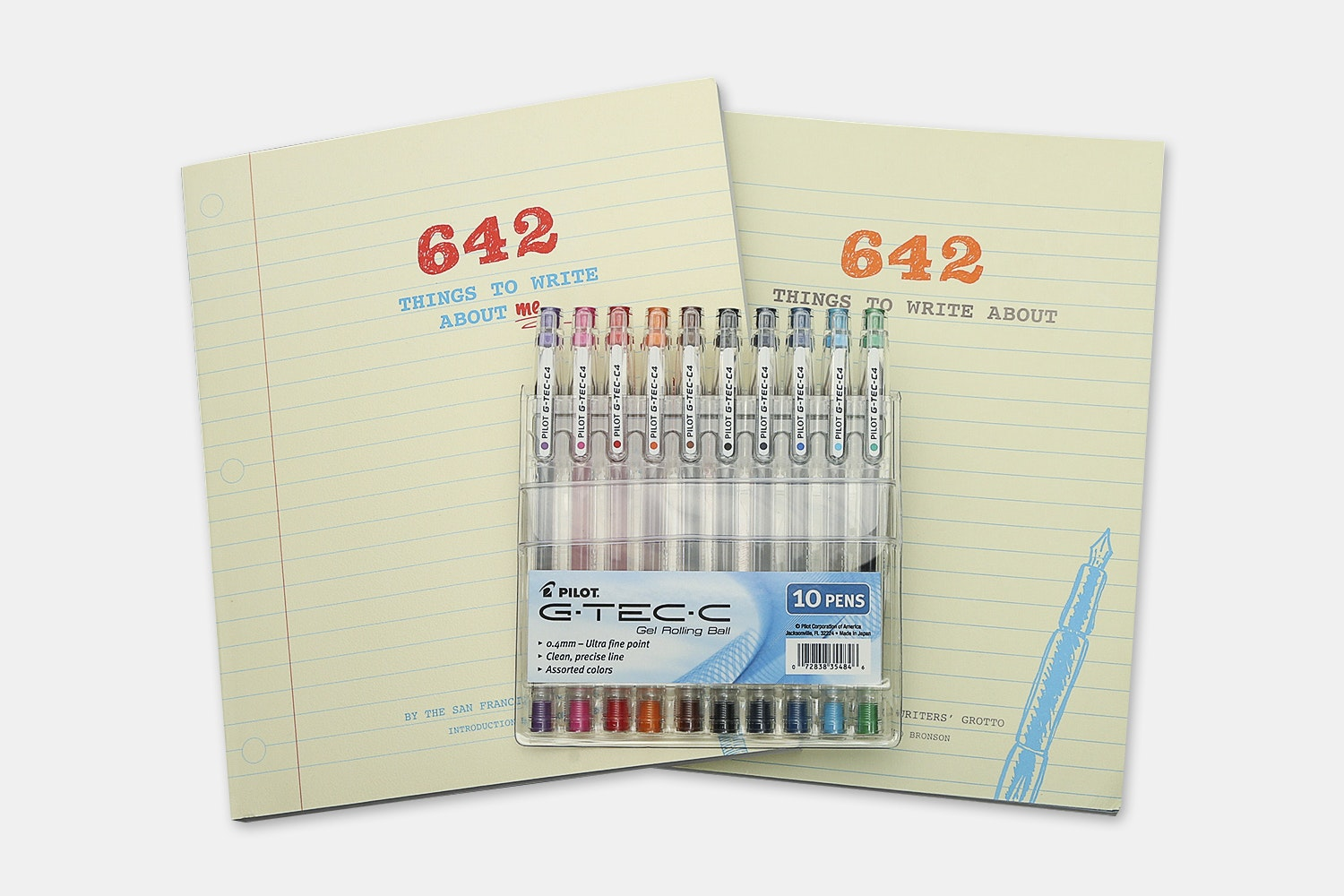 1,284 Stories to Write About (Me) Bundle