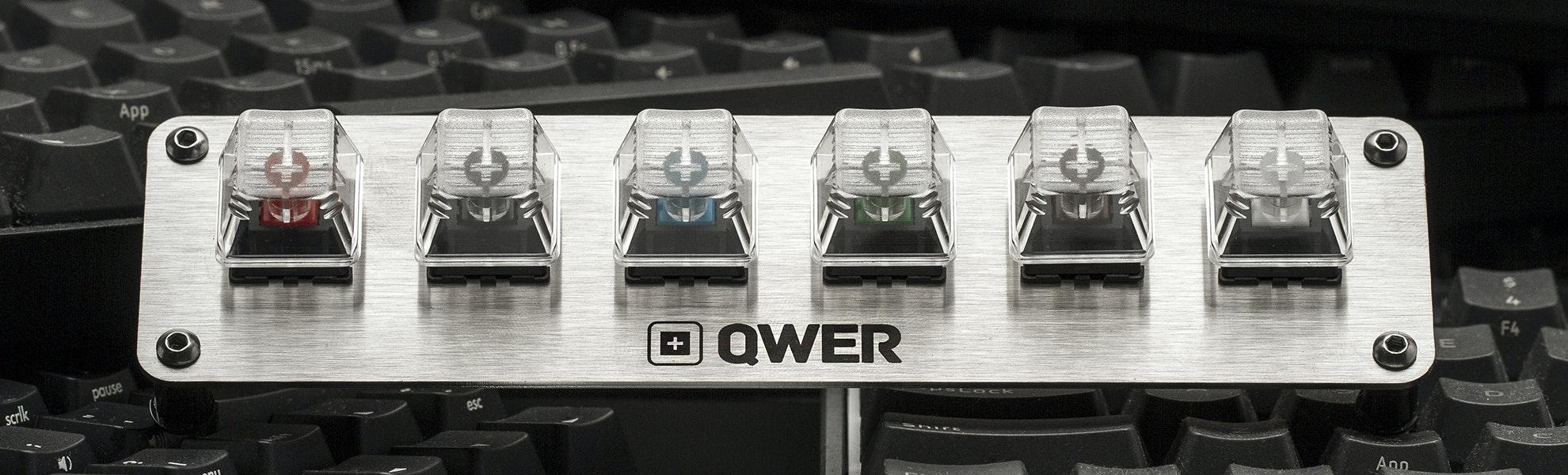QWERkeys Cherry MX Switch Tester