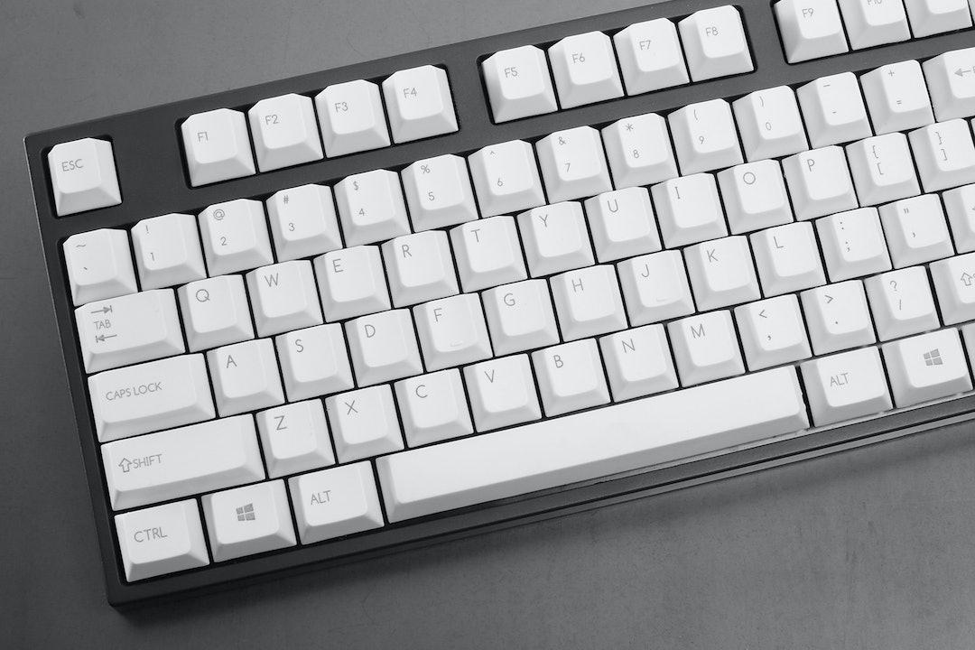 129-Key PBT Cherry Keycap Set