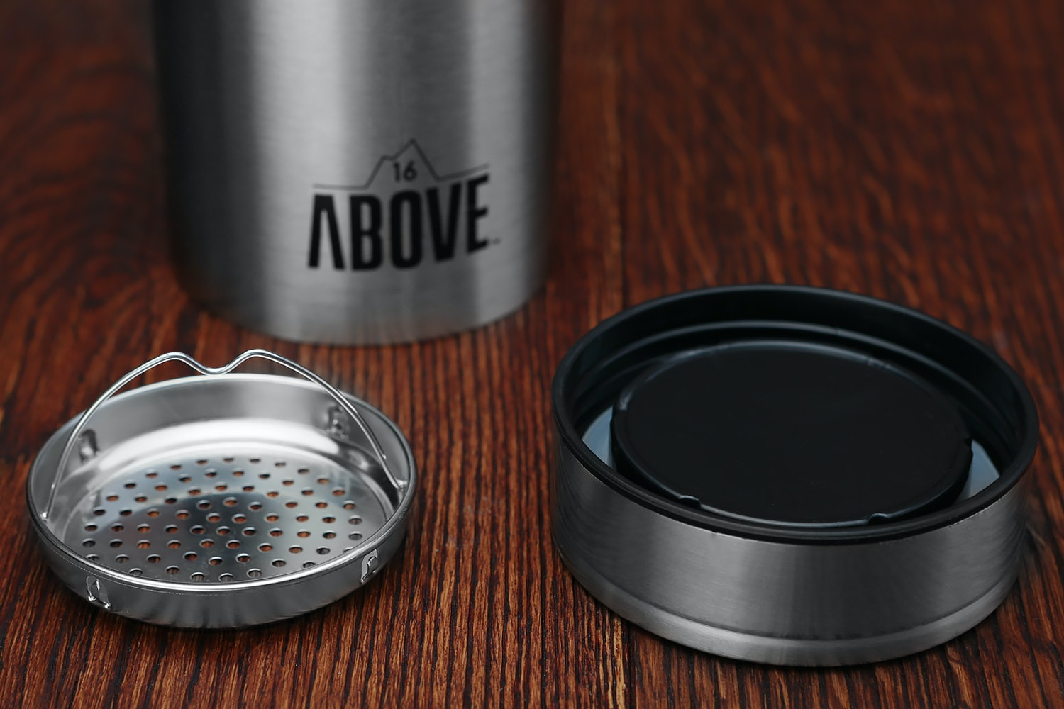 16Above Insulated Steel Bottle