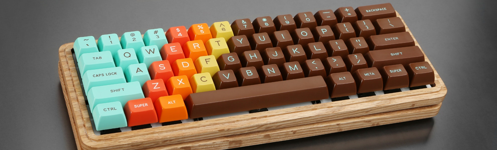 1976 SA Keycap Set