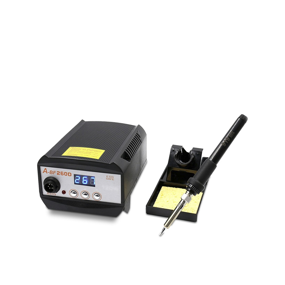 Elecrow 2-in-1 Digital Soldering Station 220v