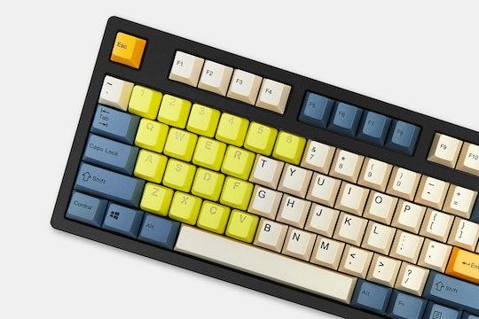 Tai-Hao 22-Key Rubber Backlit Gaming Keycap Set