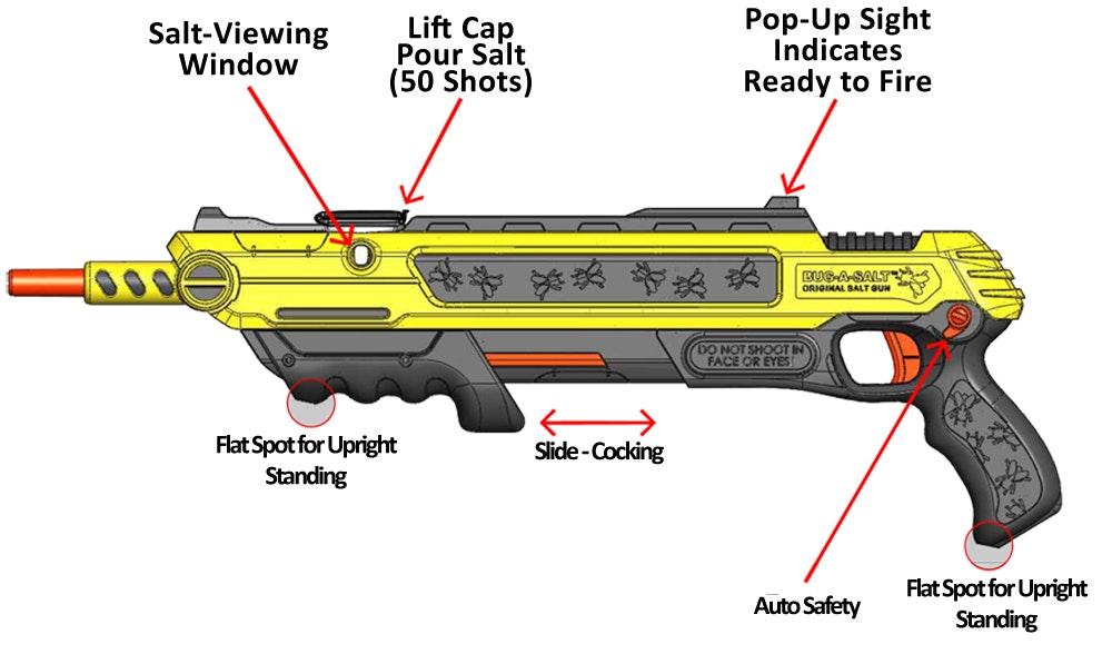 Bug-A-Salt: The Original Salt Gun