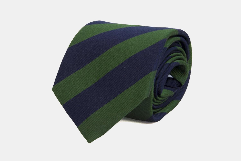 40 Colori Striped Silk Ties
