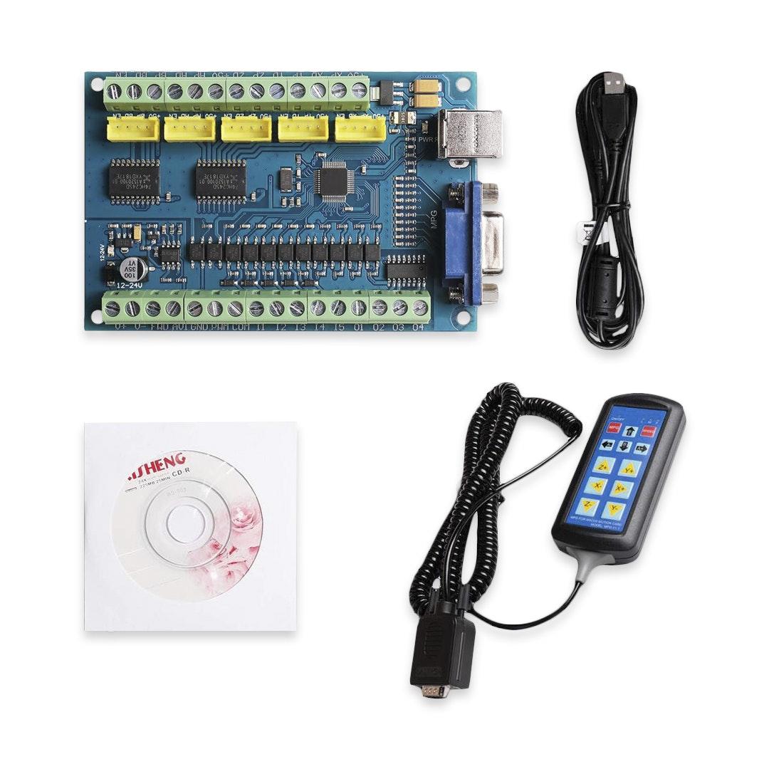 SainSmart 5-Axis Mach3 USB Manual Controller