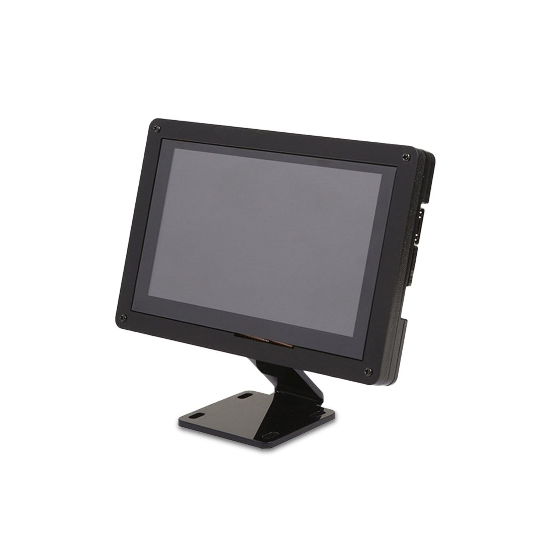 "5"" Capacitive Touchscreen & Acrylic Case Kit"