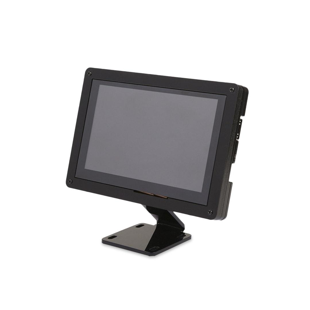 """5"""" Capacitive Touchscreen & Acrylic Case Kit"""