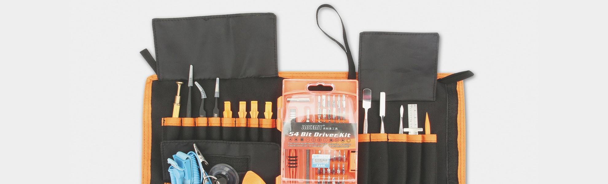 Jakemy 74-in-1 Pro Tech Precision Repair Tool Kit