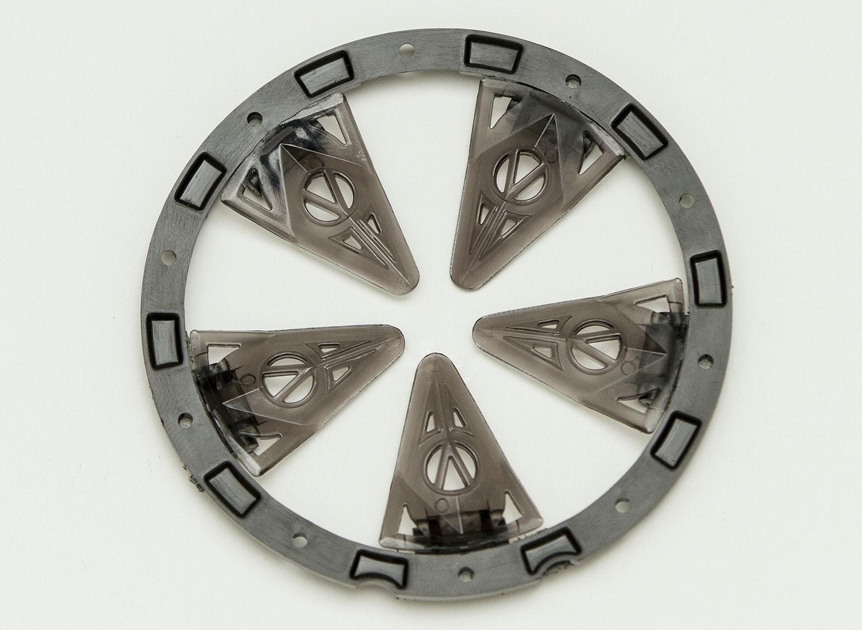 Virtue CrownSF for Spire & Rotor (Black)