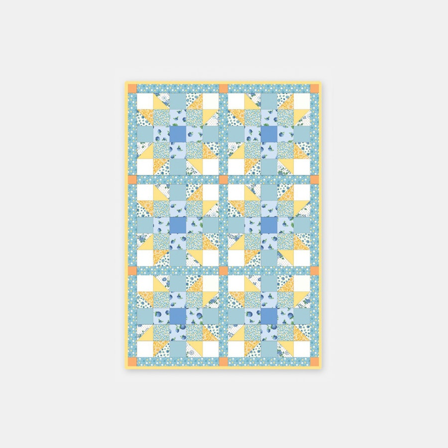 6 Block Sister's Choice Quilt Pod by Maywood Studio