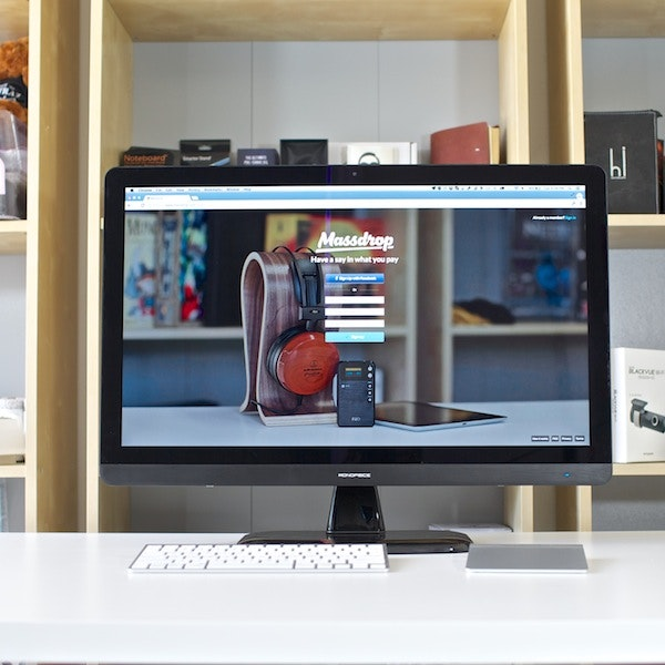 "Monoprice 27"" Zero-G 2560x1440 IPS Display"