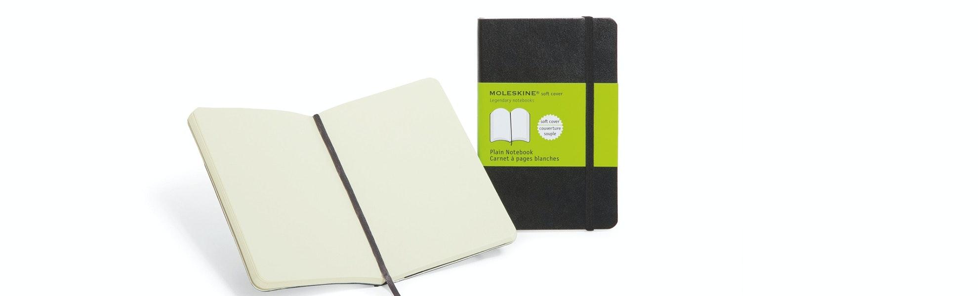 Moleskine Large Notebook (5 x 8.25)