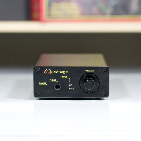 Matrix M-Stage Headphone Amp