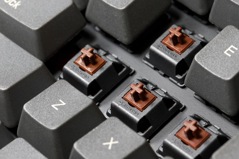 KBT ONI Tenkeyless Mechanical Keyboard