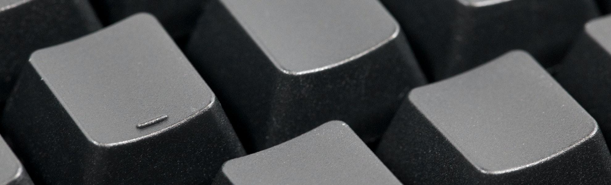 WASD ABS Full Keycap Set