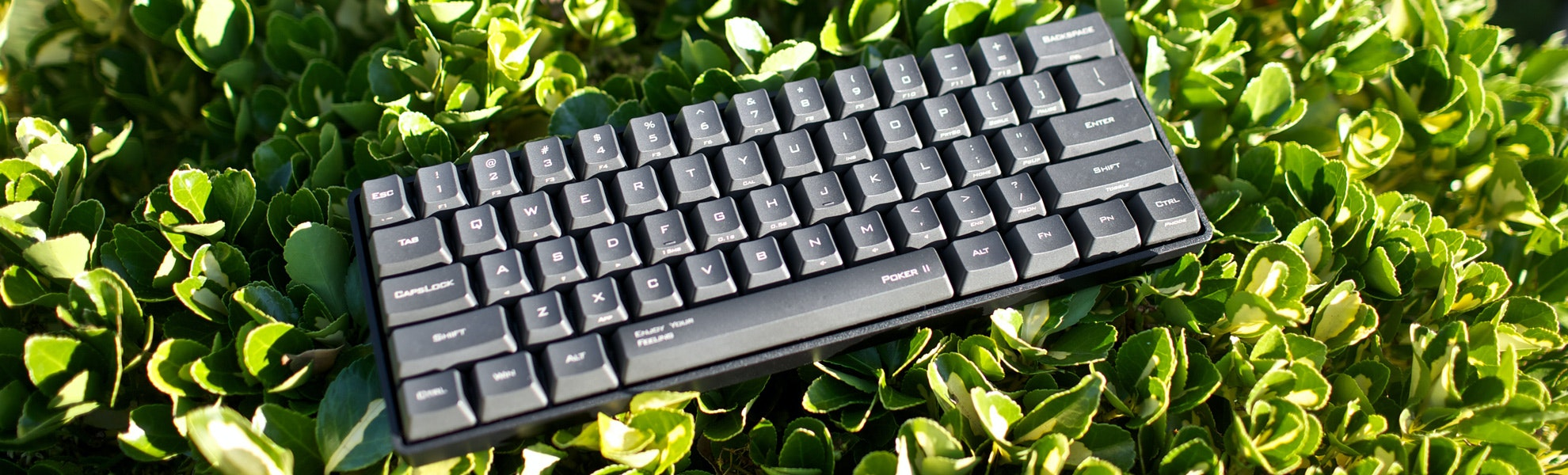Vortex Poker II Mechanical Keyboard