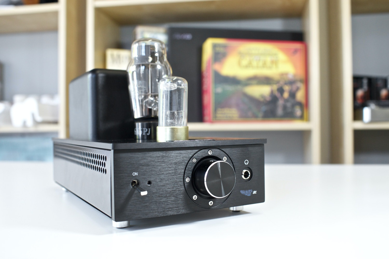 DarkVoice 336SE OTL Headphone Amp