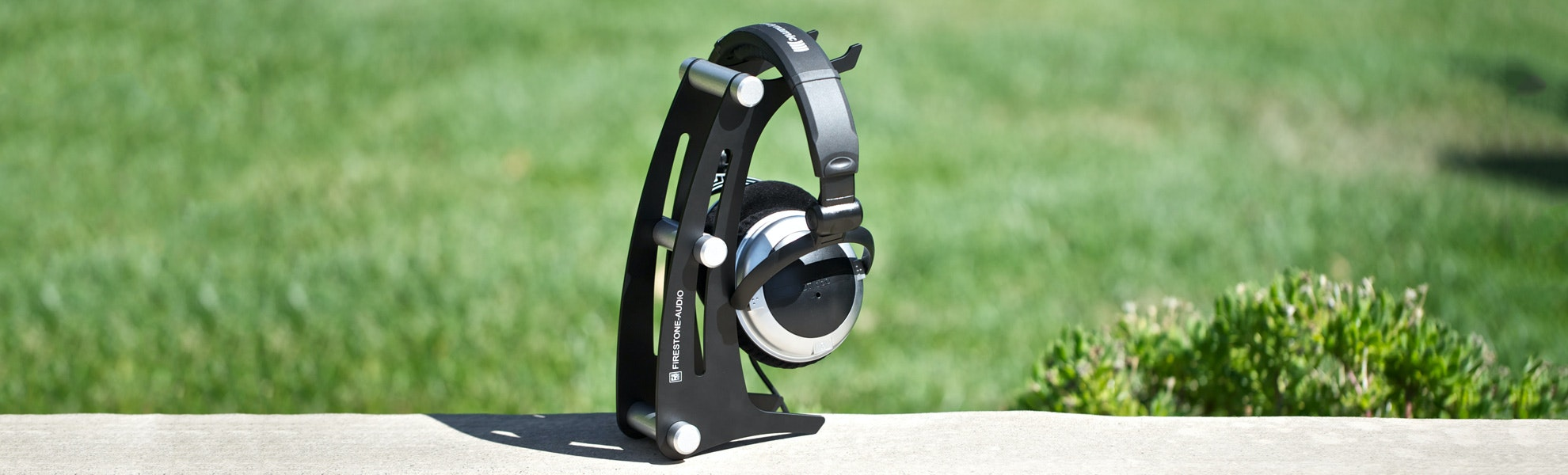 Fire Stone Audio Headphone Stand