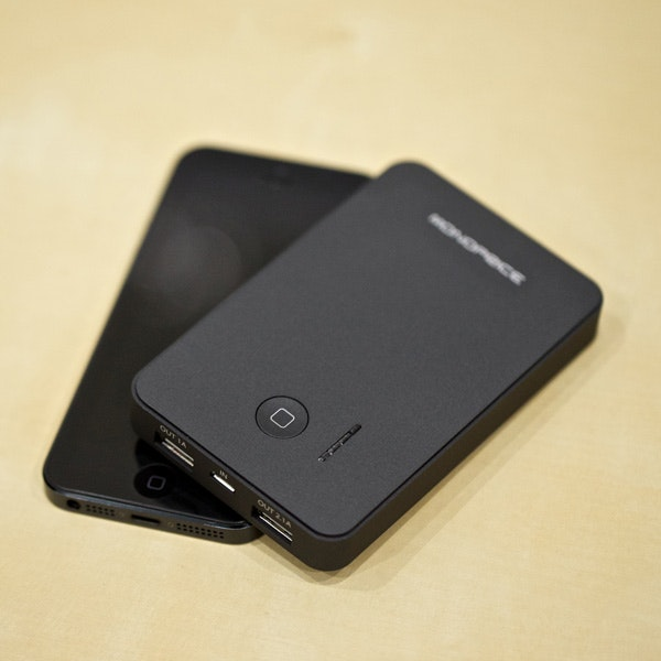 Monoprice External Battery Charger (5000 mAh)