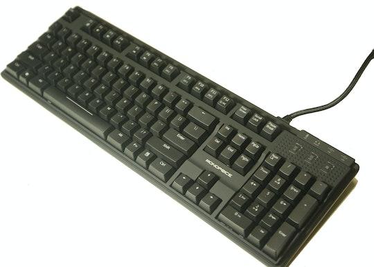 Monoprice Cherry Red MX Mechanical Keyboard
